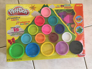 Play-Doh Mountain of Colours (New)