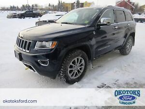 2015 Jeep Grand Cherokee Limited 3.6l Pentastar v6 with heate...