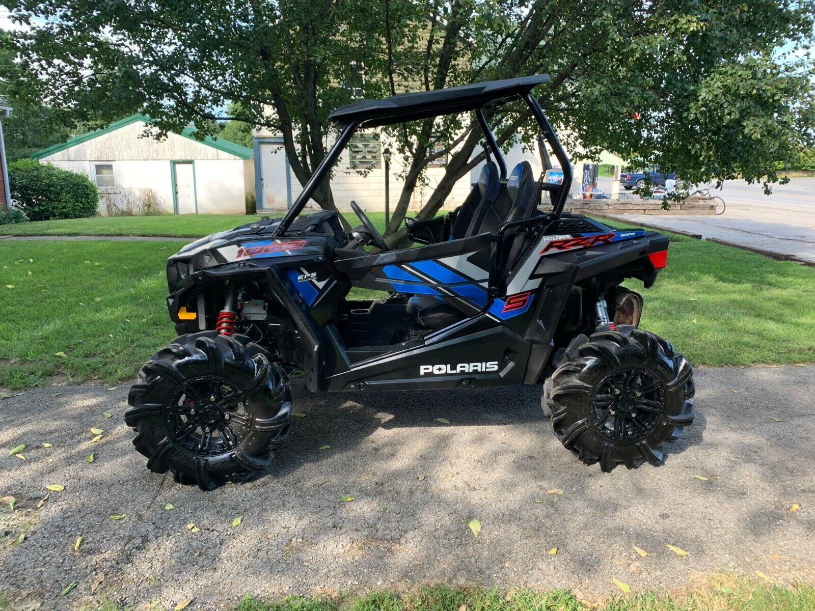 Owner POLARIS RZR S 1000 EPS AND EBS