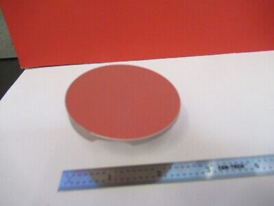 Large Optical Glass Silver Concave Mirror Laser Optics As Pictured Ft-4-x3