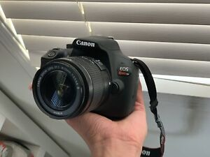DSLR CANON REBEL T6 FOR SALE