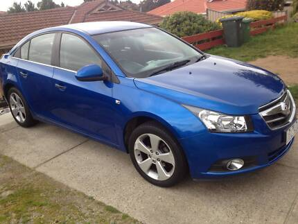 Holden Cruze 2010 CDX Auto with 6 mo rego & RWC parking sensors Meadow Heights Hume Area Preview