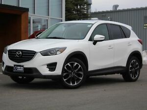 2016 Mazda CX-5 GT AWD | HEATED LEATHER | NAV | BACK UP CAM |...
