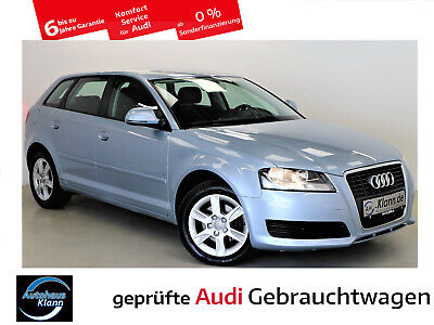 Audi A3 Sportback 1.4 TFSI 125PS Attraction 1.Hand
