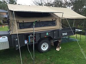 Off road camping trailer Glenorie The Hills District Preview
