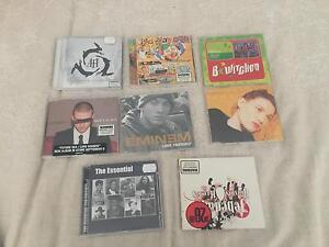 8 x CD Music - Singles - $0.50 each  - Albums $1.00 each Morley Bayswater Area Preview