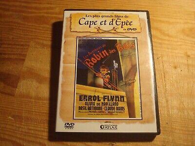 DVD : Les aventures de Robin des Bois   ( Cape et d epee )  N 34 Errol Flynn