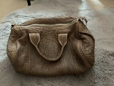 Original Alexander Wang rocco bag. Used, but still in excellent condition!!