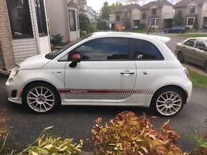 Fiat Abarth turbo 2013