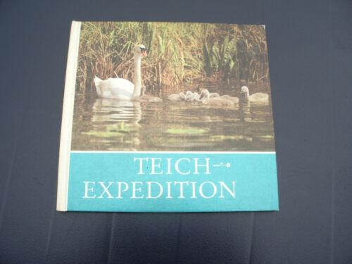 Teichexpedition  -  Helmut Massny
