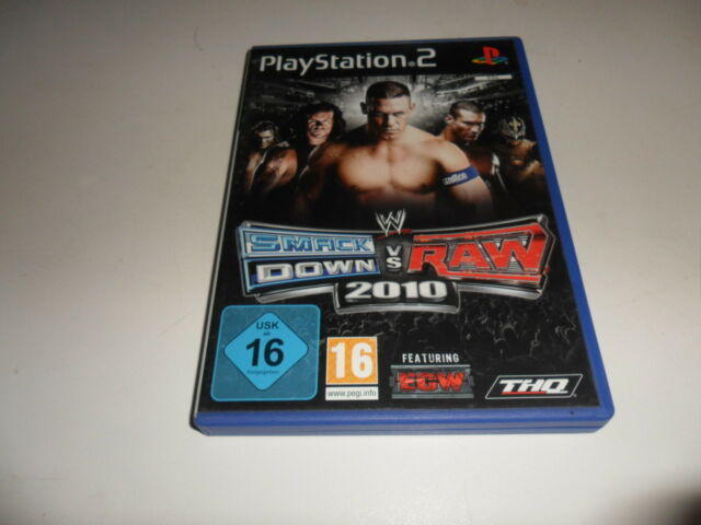 PlayStation 2  WWE Smackdown vs Raw 2010 (6)