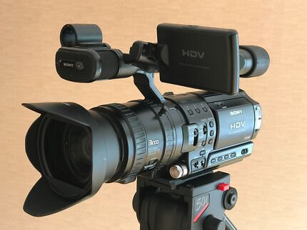 Sony HVR-Z1P HD camera in excellent / as new condition