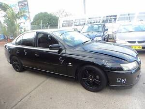 WRECKING / DISMANTLING 2005 HOLDEN VZ COMMODORE SV6 MANUAL North St Marys Penrith Area Preview