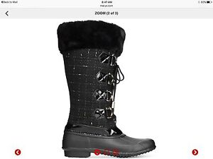 Like New I.N.C. (From Macy's) Ladies Boots size 8.5