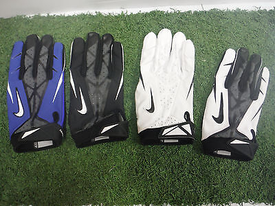 NIKE Vapor Jet 2.0 Adult Men`s Football Gloves Magnigrip CL Dallas Cowboys nfl