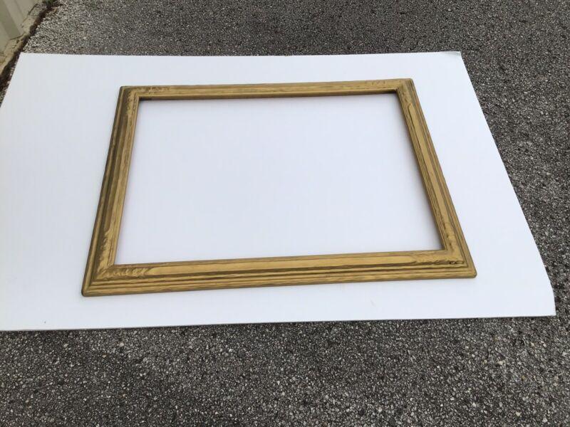 Newcomb Macklin Hand Carved Large Frame