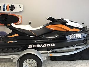 Seadoo GTR 215 Supercharged 3 seater 2015 Tweed Heads South Tweed Heads Area Preview