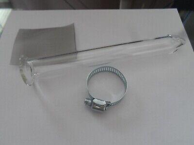 Glass Tube Extractor Lab Filtration Unit 8 Medium Kit