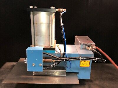 X-stamp Pneumatic Press 22817 W Fabco-air Cylinder Mp6x2-3-1 Ff. Our 1