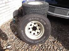 Toyota Land Cruiser 4x4 sunryasia rims with tyres Broadbeach Waters Gold Coast City Preview