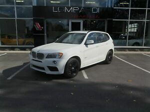 BMW X3 35i , traction intégrale