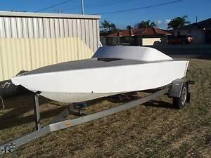 Ski Boat Aluminium Forrestdale Armadale Area Preview
