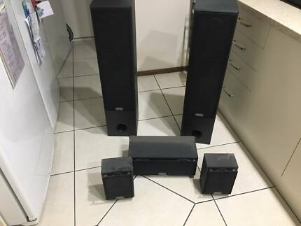 Sony Speakers - Home Theatre System