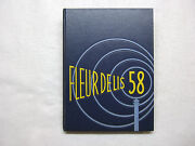 1958 High School Yearbook