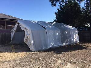 """2 Car Garage Portable  """"Shelter Station"""" Ivanhoe Banyule Area Preview"""