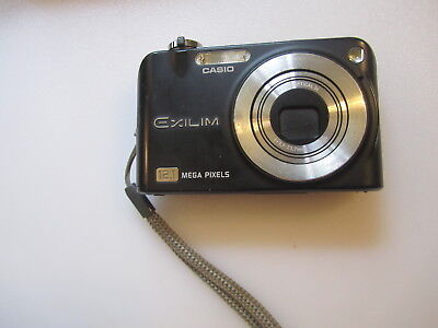 casio exilim  ex-z1200  z1200  camera  as is parts repair      b1