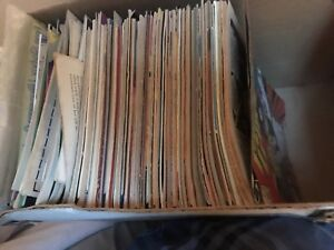 120 comics mostly dc
