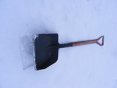 Vintage Railroad Train Coal Shovel