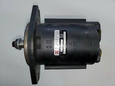New Hydraulic Gear Pump Fits Case C31.5l33601