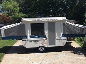 Mint condition Tent trailer
