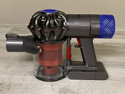 Dyson SV09 V6 Absolute Cordless Vacuum Motor Body Canister Pre Owned Nice
