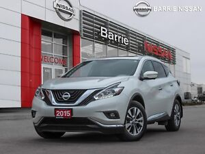 2015 Nissan Murano ONE OWNER LEASE RETURN