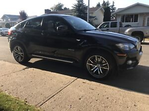2009 BMW X6 X-Drive 50i Twin Turbo w Nav/Bluetooth