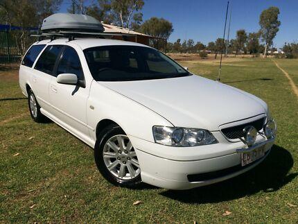 Ford BA Futura Wagon Alice Springs Alice Springs Area Preview