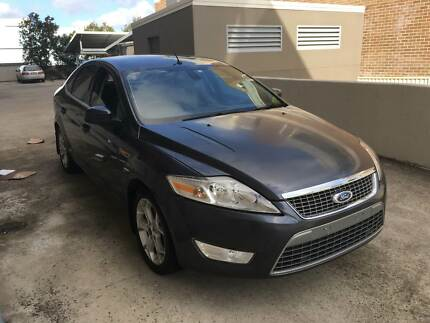 2009 Ford Mondeo Hatchback TURBO DIESEL ZETEC TDCI AUTO - CHEAP Roselands Canterbury Area Preview