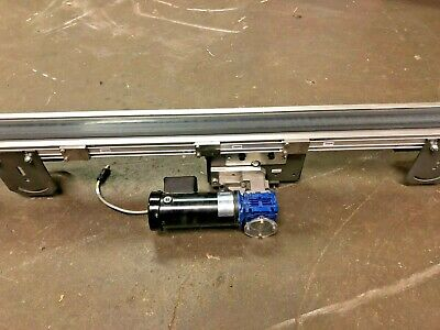 8 Foot 2.5 Wide Belt Cti Conveyor Direct Current Permanent Magnet Motor