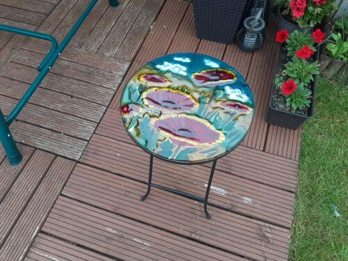 Garden+Round+Table+Home+Furniture+Outdoor+Patio+Round+Table+
