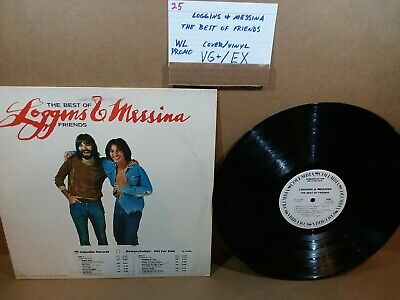 Loggins and Messina The Best of Friends LP