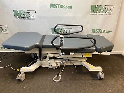 Biodex 058-720 Ultrasound Pro Table Whand Control Blue Medical Healthcare