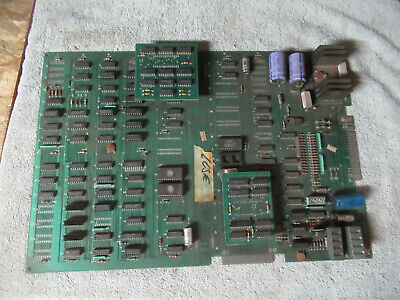 MS PACMAN PAC MAN  untested ARCADE VIDEO GAME PCB BOARD JAMMA Cp-11
