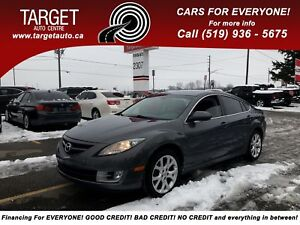 2010 Mazda Mazda6 GT, Loaded;Leather,Roof, Drives Great and More