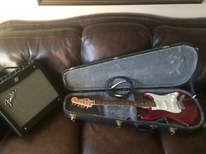 Fender Stratocaster Mint condition Mexican made