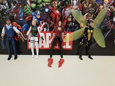 Marvel legends Scarlet witch lot of 4