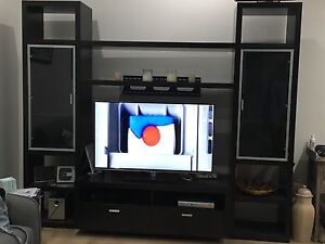 Entertainment and Display Unit Mortlake Canada Bay Area Preview