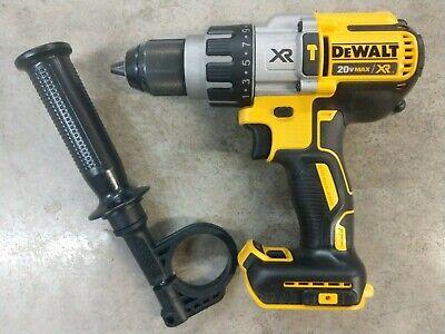New Dewalt 20v Max Xr Cordless Brushless 12 Hammer Drill Model Dcd996