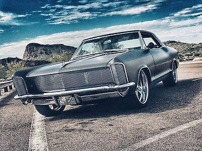 1965 Buick Riviera  One of a kind Restomod